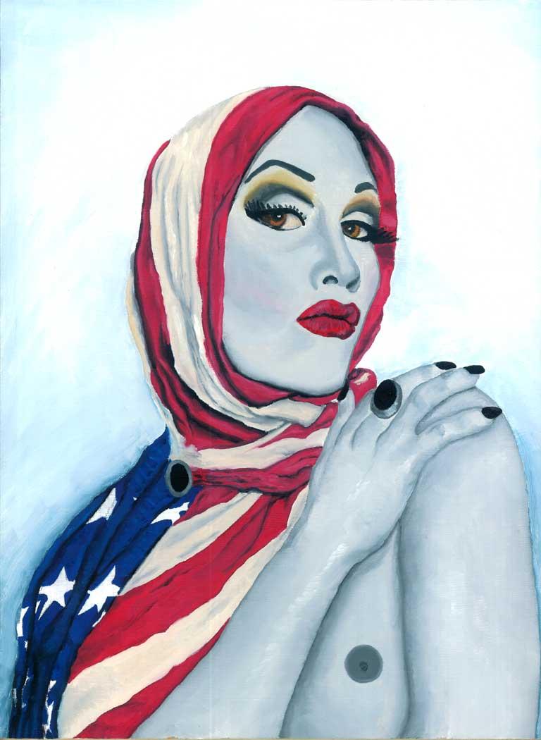American Ladyboy