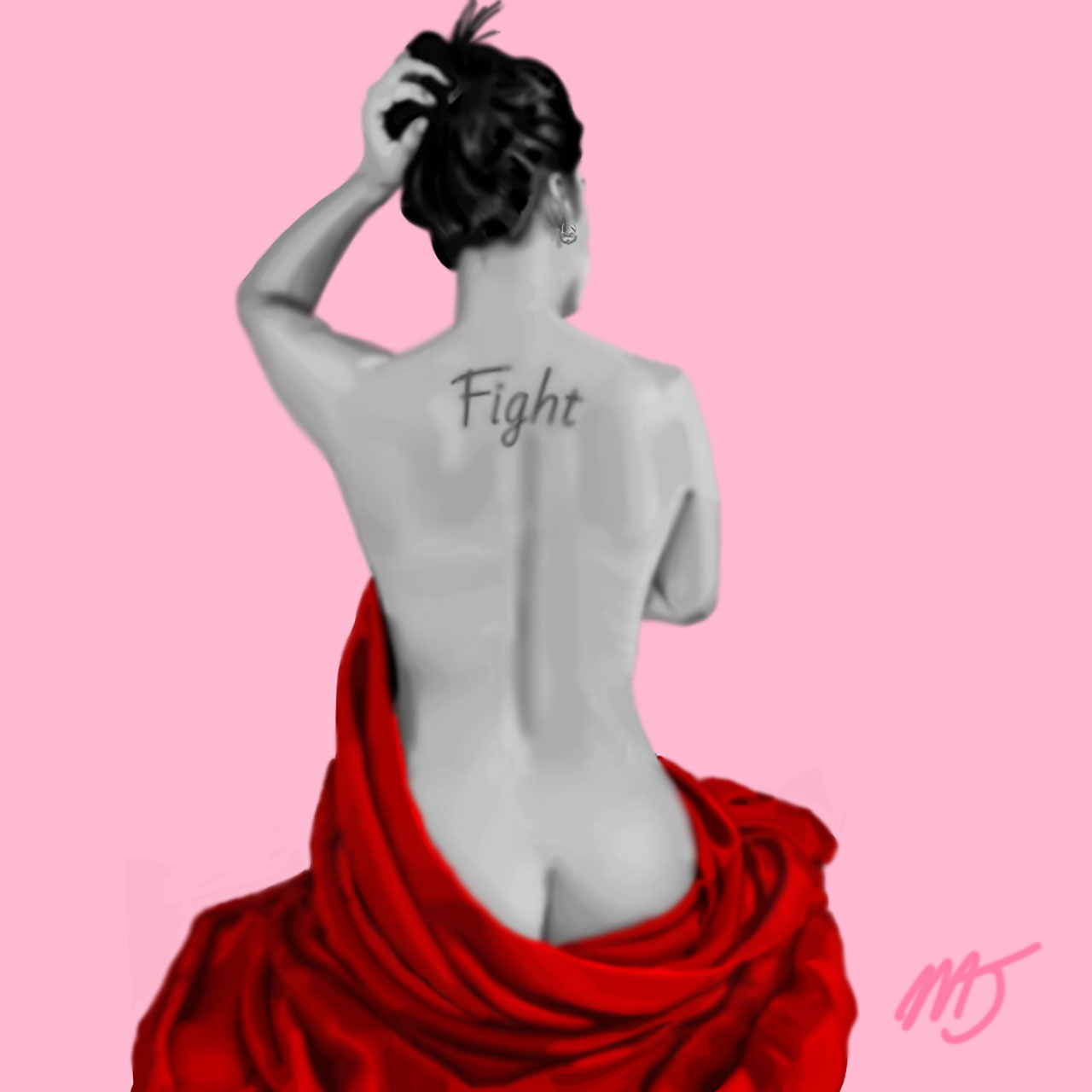 The Female Fighter